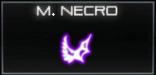 M. Necro Icon