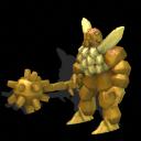 Cargon, the Terra King δ
