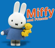 Miffy and Friends Logo Noggin