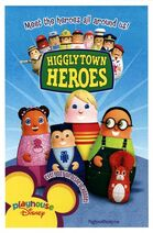 Higglytown Heroes Poster