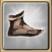 Sapatos de linho