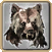 Cabeça de urso das cavernas