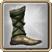 Sapatos de caçador