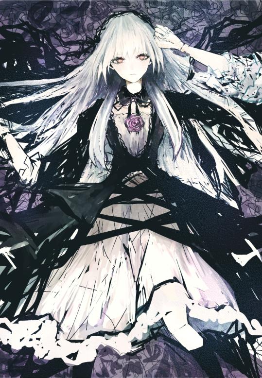 Image dark serenity oc rp - Dark anime girl pics ...
