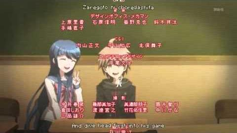 Dangan ronpa OFFICIAL ending (with subs)