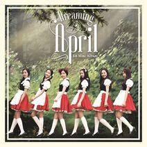AprilDreamingAlbumCover