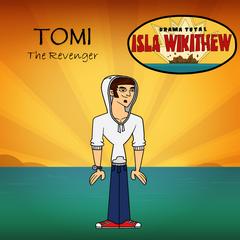 Imagen promocional de Tomi para DTIW