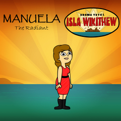 Promoción de Manuela para DTIW