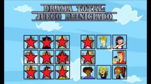 Predicción de Drama Total Juego Reiniciado.