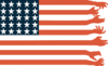 14-The Walking Dead Wiki Bandera