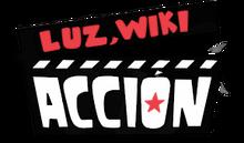 Luz Wiki Acción logo