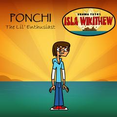 Imagen promocional de Ponchi para DTIW