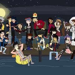 Cast completo de All Stars.