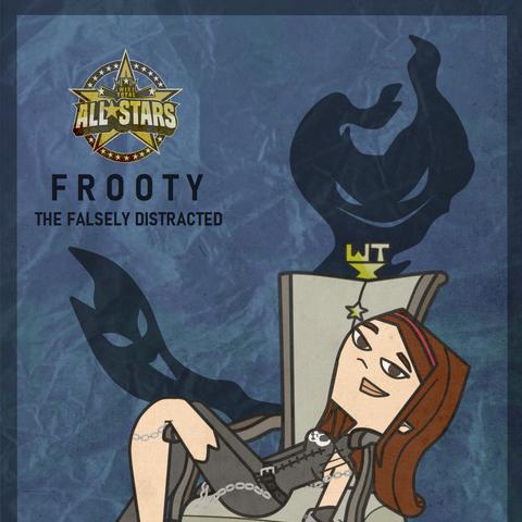 Póster promocional de Frooty para <a href=