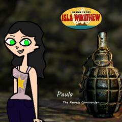 Imagen Promocional de Paula
