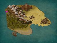 Phandomia mapa