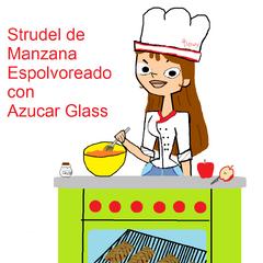 Disney cocinando strudels