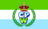21-Club Penguin Wiki Bandera