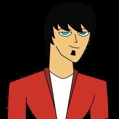 Lance (3er diseño) con su pijama.