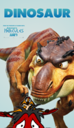 Emmet's-hercules-momma-dino-poster
