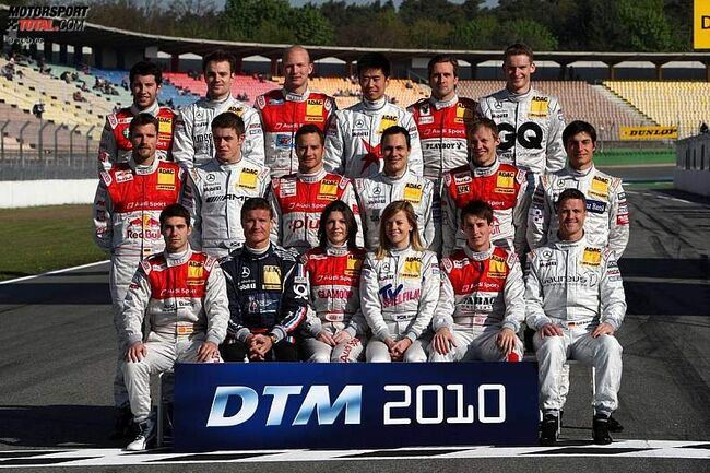 DTM-Saison 2010