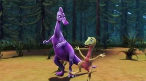 Dinosaurs A to Z song!