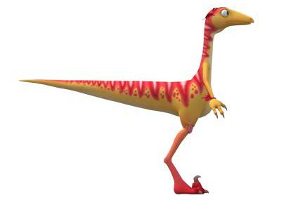 Dinosaur Train Pbs Website