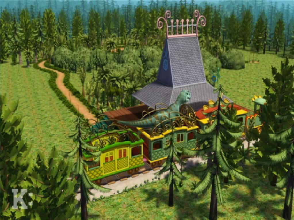 Apatosaurus Acres | Dinosaur Train Wiki | FANDOM powered ...