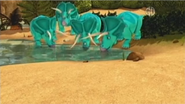 Stygmolochs Valley Triceratops