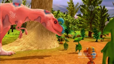 King Cryolophosaurus   Dinosaur Train Wiki   FANDOM powered
