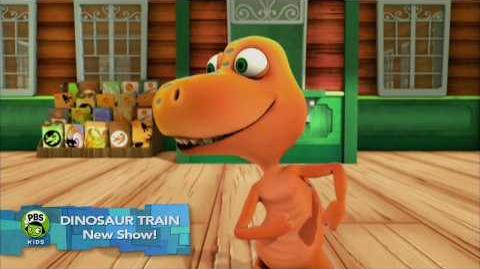 DINOSAUR TRAIN Meet Buddy PBS KIDS