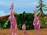 Corythosaurus Family