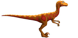 Deinonychus Dinosaur Train Wiki Fandom Powered By Wikia