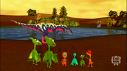 African Allosaurus