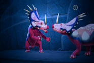 Steward Styracosaurus