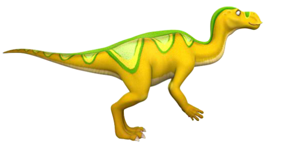 Xenotarsosaurus Dinosaur Train