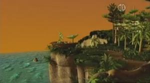 Pteranodon Terrace 1
