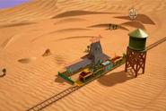 Desert Sand Station 2