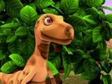 Dinosaur Camouflage