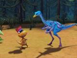 Dinos A to Z, Part 4, A To Z Picnic