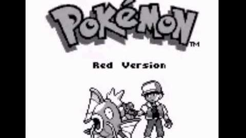 Pokemon Red by The Amazing BrandO