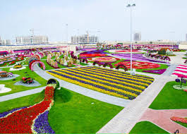 Although Not Entirely Complete U2013 There Are Plans For Retail Outlets,  Restaurants And Shops By The Site U2013 The Dubai Miracle Garden Is Now Open To  The Public ...