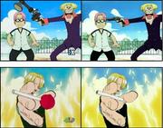 One Piece 4kids vs. Uncut