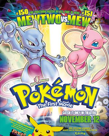 List Of Pokemon Films Specials Dubbing Wikia Fandom