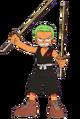 Roronoa Zoro child2
