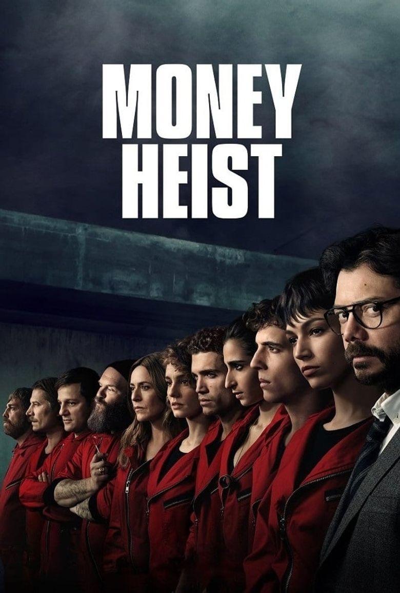 Money Heist   Dubbing Wikia   FANDOM powered by Wikia