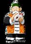 Grandpa Son Gohan - DB Uranai Baba Saga