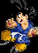 Goku Gt Render