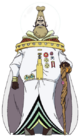 Saint rosward anime concept art
