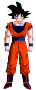 Goku new outfit